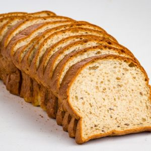 Low-Carb Multigrain Bread