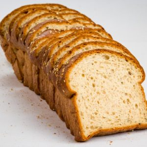 Low-Carb Sesame Bread